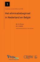 Het eliminatiebeginsel in Nederland en België