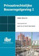 Privaatrechtelijke bouwregelgeving I 2014/15