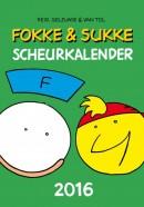 Fokke & Sukke scheurkalender 2016