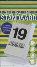 Scheurkalenderstandaard, kleurloos 19 cm
