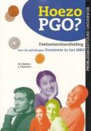 Hoezo PGO? Deelnemershandleiding voor de opleidingen Economie in het MBO