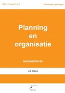 Planning en organisatie Informatieboek