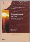 Emotieregulatietraining set cursusboek en handleiding