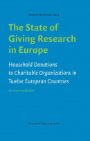 The state of giving research in Europe