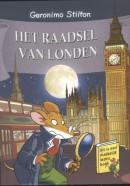 Het raadsel van Londen (70) makkelijk lezen versie