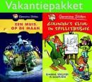 Vakantiepakket (strip + spelletjesboek)