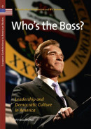 European contributions to American studies Who's the Boss?