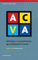 ACVA schrijven en presenteren op academisch niveau