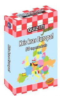 QUIZ IT junior - Kris kras Europa! (QT81)