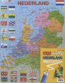 KRIS KRAS KOMBI - Topopuzzel NL + topoboekje NL (LAR51)