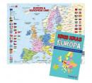 Europapuzzel Europaboekje (LAR52)