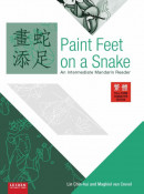Paint Feet on a Snake Full-form character edition