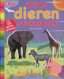 Wilde dieren stickerboek