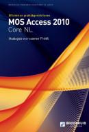 MOS access 2010 core NL studiegids [77-885]