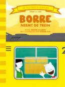 Borre neemt de trein
