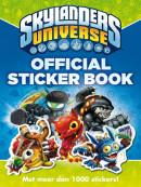 Skylanders Universe official stickerbook