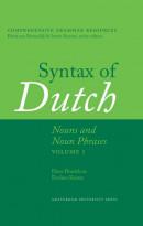 Comprehensive Grammar Resources Syntax of Dutch Volume 1 nouns and noun phrases