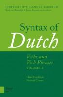 Comprehensive Grammar Resources Syntax of Dutch 2