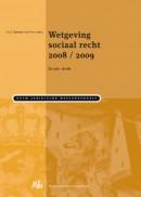 Wetgeving sociaal recht 2008/2009