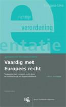 Vaardig met Europees recht