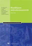 Boom Juridische studieboeken Hoofdlijnen milieubestuursrecht