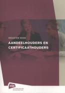 Overige publicaties Register voor aandeelhouders en certificaathouders