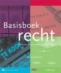 Bronnenboeken MBO Basisboek recht