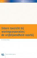 NILG - Markt, Overheid en Recht Intern toezicht bij woningcorporaties: de vrijblijvendheid voorbij