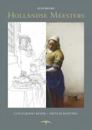 Hollandse meesters - kleurboek voor volwassenen