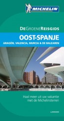 De groene resigids Oost-Spanje