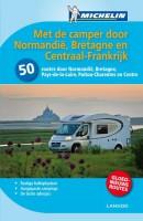 Met de camper door Normandie, Bretagne en centraal-Frankrijk