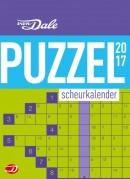 Van Dale Puzzelscheurkalender 2017