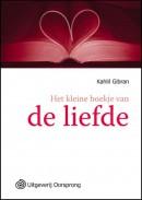 Het kleine boekje van de liefde - grote letter uitgave