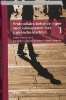 Protocollaire behandelingen voor volwassenen met psychische klachten 1