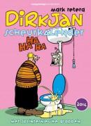 Dirkjan scheurkalender 2014