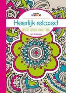 Heerlijk relaxed, creatief kleuren zonder stress voor volwassenen