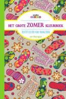 Het grote zomer kleurboek, creatief kleuren voor volwassenen