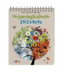 Verjaardagskalender Seizoenen, kleuren voor volwassenen