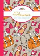 Glamour, creatief kleuren voor volwassenen