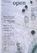 Open OPEN 24 Politics of Things