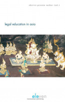Legal Education in Asia