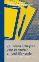 Zelf leren schrijven voor economie en bedrijfskunde - Training op www.zelflerenschrijven-eb.nl