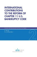 International contributions to the the reform of chapter 11 U.S. banktruptcy code