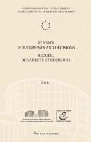 Reports of judgments and decisions / recueil des arrets et decisions 2011-I