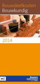 Bouwdeelkosten bouwkundig 2014