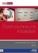 Kengetallen bouwprojecten elektrotechnische installaties 2015