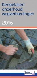 Kengetallen onderhoud wegverhardingen 2016