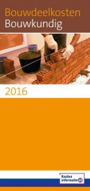 Bouwdeelkosten bouwkundig 2016