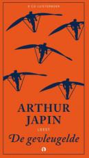 De gevleugelde, voorgelezen en geschreven door Arthur Japin, 8 cd-luisterboek