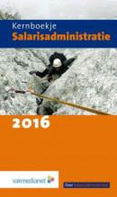 Kernboekje salarisadministratie 2016